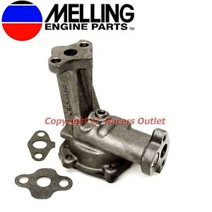 New Melling M68a High Pressure Oil Pump Ford Sb 5 0l 302 289 260 255 221