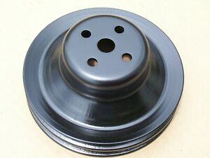 1966 1967 66 67 Corvette Camaro Gm 3890419 Water Pump Pulley 327 Ac Chevrolet