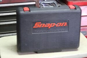 Snap On Pb165 Cdr4850 Drill Impact Driver Box