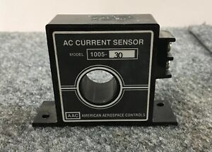 Aac American Aerospace Controls 1005 30 Ac Current Sensor