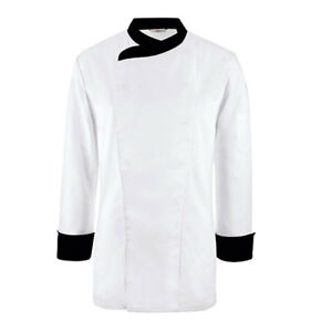 Greiff Chef With Piping Regular Fit Cuisine Basic Style 5579