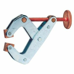 Kant Twist 401 1 Round Handle Clamp maximum Capacity 1 1 16 3 Pk