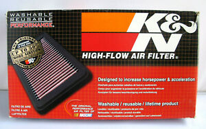 K n 33 2395 High Performance Replacement Air Filter