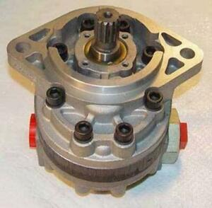 At71451 New Hydraulic Pump Made To Fit John Deere 450c 450d 450e 19gpm