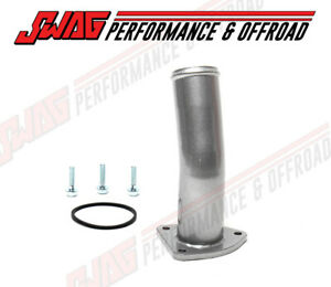 Upgraded Thermostat Housing Water Neck For 94 97 Ford Powerstroke 7 3l Diesel