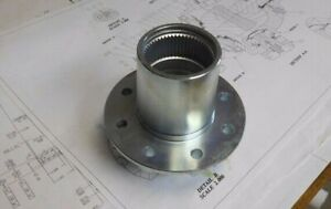 Dana 60 Front Hub 8 Bolt Pattern Gm Dodge Application