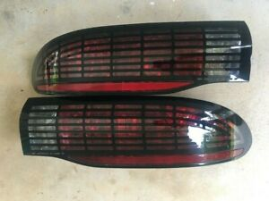 1993 2002 Firebird Formula Trans Am Ws6 Tail Light Lt1 Grid Style Set Rare