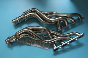 Long Tube Headers 06 18 Dodge Charger challenger 300c Srt8 r t Exhaust Manifold