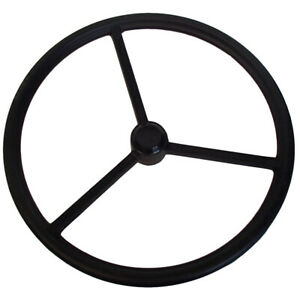 Steering Wheel For Ford Tractor 2000 2110lcg 3430 3500 3550 3900 4110lcg 4400