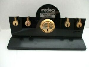 Medeco Lock Cylinder Core Medeco Display Retrofit Corbin Russwin Real Cylinders