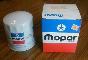 Rare Vintage Mopar Dodge Plymouth Nos 1972 Oil Filter 318 340 383 440 Engine