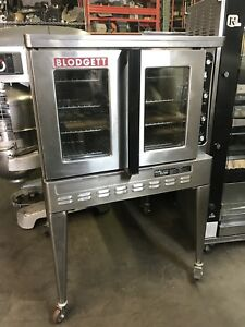 Blodgett Convection Oven Bakery Equipment Horno Dfg 100 3