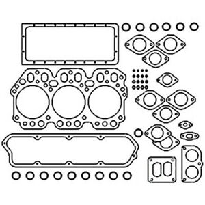 Lower Gasket Set Allis Chalmers 160 Massey Ferguson Fe35 Mf135 Mf150 Mf235 Mf245