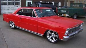 Billet Specialties Wheels Impala Bel Air Chevelle Tri 5 Rims Hot Rod