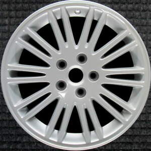 Chrysler 300 All Silver 17 Inch Oem Wheel 2008 2010 1cg57pakaa 1dv20pakab