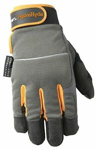 Men s Hydrahyde Winter Work Gloves Waterproof Insert 40 gram Thinsulate New