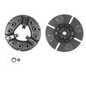 Heavy Duty Clutch Kit With Bearing For Allis Chalmers Tractor Wd45