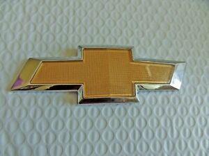 New Chevrolet Cruze 2011 2014 Rear Gold Bowtie Emblem Free Us Shipping