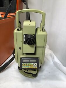 Wild Heerbrugg Tachymat Tc1600 Survey Instrument Total Station
