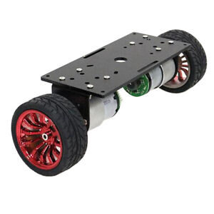 Two Wheel Self balancing Robot Smart Car Chassis Kit Children s Day Gift red