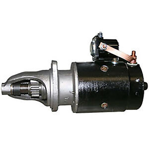158734as Dr dd Starter For White Oliver Tractor 1550 1650 1750 1850 550 100426as