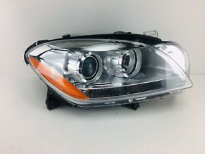 2012 2015 Mercedes Benz Ml350 Ml550 Right Passenger Side Headlight Halogen Oem