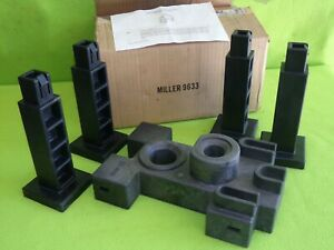 Miller 9633 Jeep Nsg370 Manual Transmission Assembly Pallet Fixture