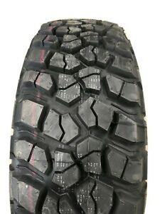 5 New Tires 265 75 16 Bf Goodrich Mud Terrain Ta Km2 10 Ply Lre Rwl Lt265 75r16