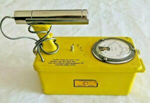 Civil Defense Victoreen Cdv 700 6b Geiger Counter survey Meter parts Repair