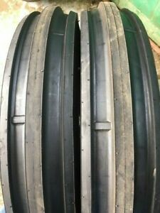 2 600x16 600 16 3 Rib 6 Ply Tubeless Tractor Tires Ford Massy John Deere