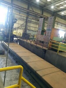Droop Rein Hmc Model 275 Cnc Horizontal Floor Type Boring Mill