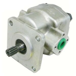 38240 76100 Hydraulic Pump For Kubota L275 L235 L2402 Mitsubishi Mt250 Mt300d