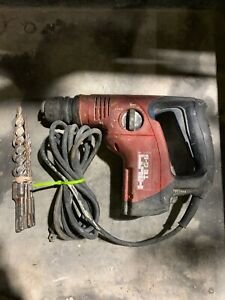 Hilti Te 6s Hammer Drill With Set Of Bits