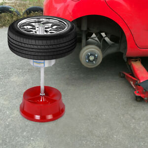 New Car Truck Portable Hubs Wheel Tire Balancer Bubble Level Heavy Duty Rim Usa