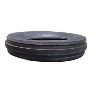 600 16 Triple Rib 12 Ply Front Tractor Tire 6 00x16 600x16