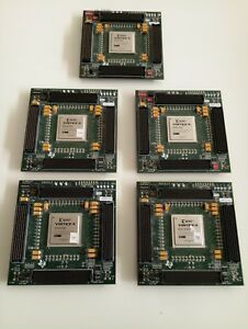 Lot Of 5 Xilinx Virtex 4 Xc4vlx160 For Chip Recovery