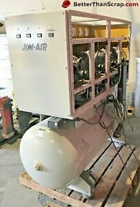 2000 Jun air Compressor Model 8000 450 Md6