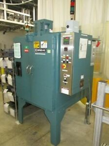Industrial Electric Oven Grieve Model 343 S n 110557a1113 400 f Max