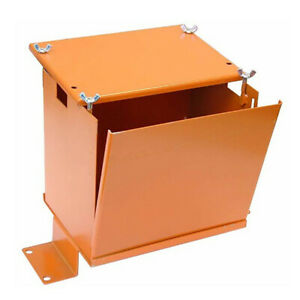 70224540 Allis Chalmers Tractor Painted Battery Box Wd Wd45