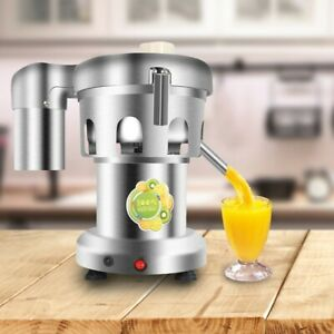 Commercial Stainless Steel Fruit vegetable Juice Extractor Juicer And Squeezer