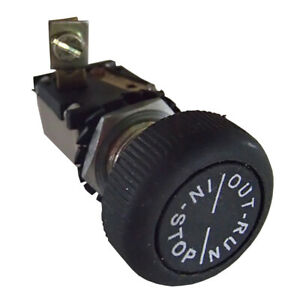 54207db Magneto Push Pull Ignition Switch For Ih Farmall Cub A B C H Super M 100