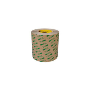 3m Adhesive Transfer Tape 468mp Clear 12 In X 60 Yd 5 Mil