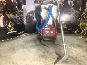 Cfr Pro 400 Carpet Extractor Power Cleaner W Wand 41 To 54 Hrs Demos