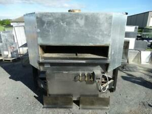 Woodstone Ws ms 8 rf ng Mountain Series Natural Gas Wood Stone Hearth Pizza Oven