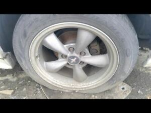 Wheel 17x8 5 Spoke Gt With Exposed Lug Nuts Fits 94 04 Mustang 14227549