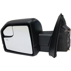 New Mirror Driver Left Side Heated For F150 Truck Lh Hand Ford F 150 Fo1320523