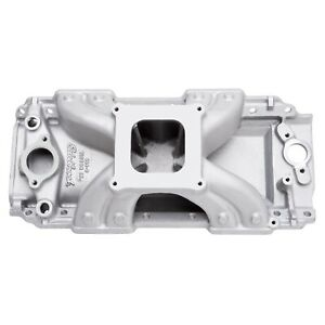 Edelbrock 2904 Intake Manifold Fits Big Block Chevy 396 502 Racing Engines