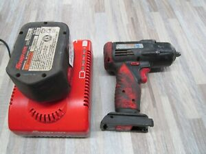Snap on 3 8 Drive 14 4 Volt Cordless Impact Wrench W battery Ctb4147 Ctc620 Cha