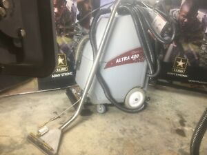 Cfr Altra 400 Sp Carpet Extractor Power Cleaner W Wand 20 To 40 Hrs Demos
