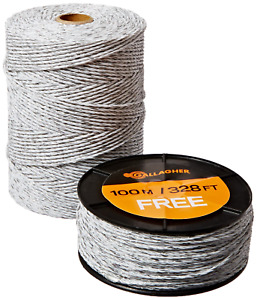 Electric Polywire Fence Combo Roll